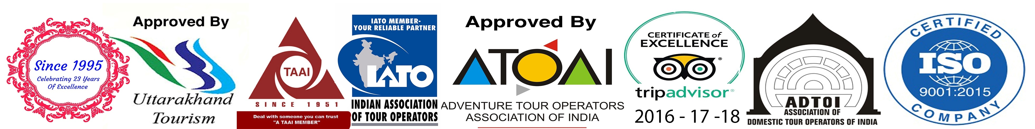 ISO Certified India Travel Company